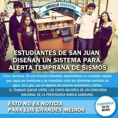 """INTERES GENERAL""  Kiosko Figuritas de EstelaM: #SISMOS, #ALERTATEMPRANA, #Argentina"