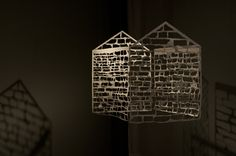 Samantha Holmes Home Carta, 107 x 80 x 121 cm. 2013
