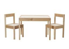 One IKEA LATT Table, Three Hacks