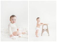 natural light and airy baby photography | Miranda North Photography