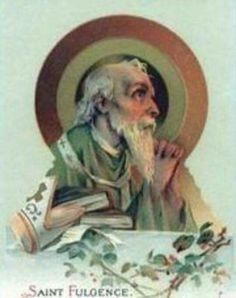 San Fulgencio de Ruspe 30 de enero