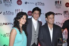 SRK & other Bollywood Celebs @ Chittagong Premiere