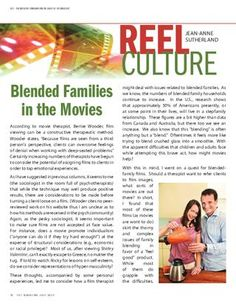 Blended Families in the Movies