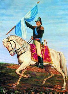 Argentina's war for independence - General Manuel Belgrano Princess Zelda, Disney Princess, Disney Characters, Fictional Characters, Army, Painting, Animals, Ideas Para, Google
