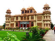 Mohatta Palace Museum in Karachi