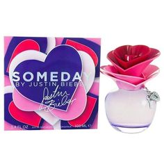 Justin Bieber Someday for Women Eau de Parfum Spray 3.4 oz ($25) ❤ liked on Polyvore featuring beauty products, fragrance, justin bieber, mist perfume, eau de perfume, justin bieber perfume and justin bieber fragrance