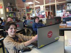 Deze week is een spannende week voor alle kinderen uit groep 8! Zij maken namelijk de Cito-toesten van dinsdag 11 tot en met donderdag 13 februari. Wij wensen hun allemaal dan ook veel succes en niet te veel stress! Groep 8 van de BS Sint Ursula in Kerkrade heeft maar liefst 7 dyslectische leerlingen die het ondersteuningsporgramma Kurzweil gebruiken. Geen probleem natuurlijk, maar we zijn blij dat wij ze kunnen ondersteunen met de uitleen van onze laptops zodat deze kinderen allemaal in…