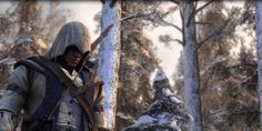 ASSASSIN'S CREED 3 Reveal Trailer Directed for Ubisoft by Robin veret, via Behance. Love this GAME