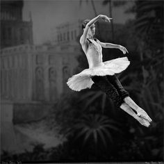 Viktoria Tereshkina. Photo by Mark Olich