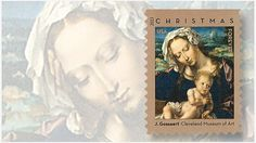 Keep track of news surrounding new and classic stamps of the U. Postal Service, and learn from in-depth insights and opinions from U. Christmas Mail, Cleveland Museum Of Art, New Uses, Christmas Traditions, Stamps, Seals, Postage Stamps, Stamp