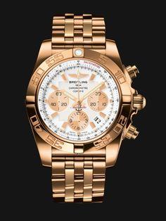 Breitling Chronomat 44 - Selfwinding pilot's chronograph