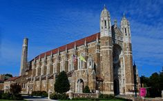 old west end, toledo, ohio, catholic, church, building (title: Our Lady Queen of the Most Holy Rosary Cathedral)