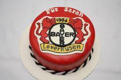 Bayer Leverkusen- Torte