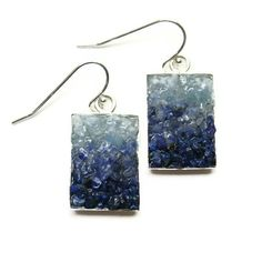 Mosaic Jewelry  Blue Angelite Sodalite and by GrayRavenDesigns, $65.00