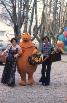 Casimir! Avec Julie et François!