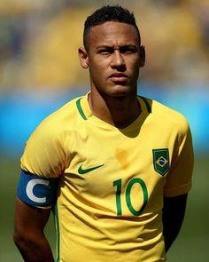 17.08.16 Brasil 6 x 0 Honduras !! #Neymar #Neymarjr #SeleçãoBrasileira #Olimpiadas #OlimpiadasRio2016 ❤