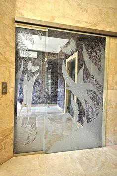 DUBIEL GLASS Kraków – drzwi szklane i inne   realizacje Doors, Frame, Glass, Beautiful, Home Decor, Picture Frame, Decoration Home, Drinkware, Room Decor