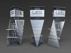 Lex_Floor_Display on Behance