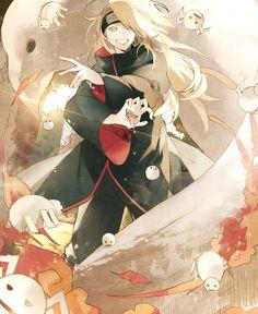 Which Akatsuki member is your absolute favorite? DEIDARA! <3