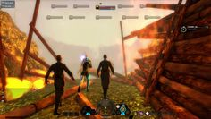 """Otherland is a Role Playing MMO Game (MMORPG) based on the famous novels by Tad Williams """"Otherland"""""""