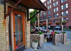 walker's point milwaukee - Braise Restaurant serving locally grown food - Google Search