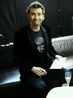 David Tennant... that face :)