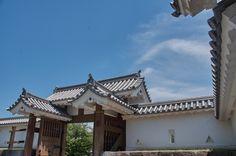 https://flic.kr/p/HyowST   IMGP1000   Gate, Odawara castle. Odawara, Kanagawa