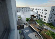 Block No.5 Residential Area in 'Skolkovo' Innovative Center (7)