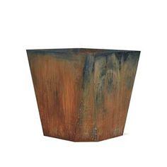 Corten Steel Planter Repinned by www.smg-treppen.de #smgtreppen ★ COR-TEN Corten Stahl