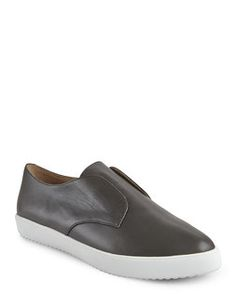 J/SLIDES BY J. LITVAK Grey Dylan Slip-On Oxford Sneakers Oxford Sneakers, Spring Shoes, Slip On, Grey, My Style, Fashion, Gray, Moda, La Mode