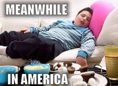 Meanwhile in America - Funny People Of America-46