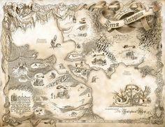 fairy land map illustrations | ... Collection Galleries World Map App Garden Camera Finder Flickr Blog