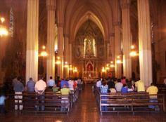 Iglesia Corazon de Maria, Linares