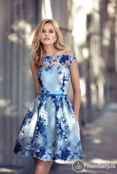 Вечерние платья Carla Ruiz 2017