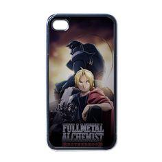 Apple iPhone Case - Fullmetal Alchemist Anime - iPhone 4 Case Cover
