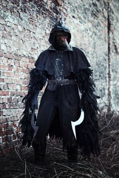 Eileen the Crow from Bloodborne