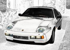 Porsche 928 S (1980–1986)
