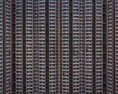 . Michael wolf architecture of density .