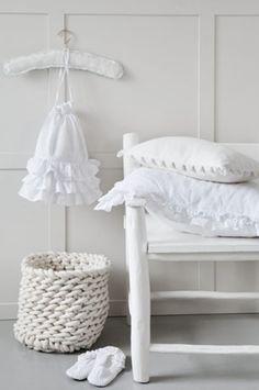 Lovely white.