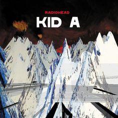 Kid A Radiohead 2000