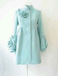 Another cute coat I will have to eventually own:)