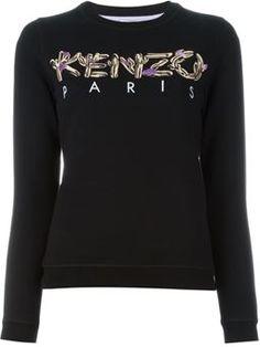 Kenzo Paris sweatshirt  #farfetch #classic #kenzo