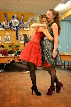 Sexy Russian Pantyhose Teens