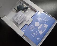 audiosplitz: Sony NW-WS413 Walkman