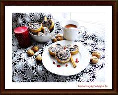 Kriszta konyhája- Sütni,főzni bárki tud!: Diós-áfonyás kakaós csiga ( paleo )