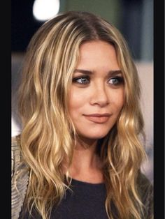 Hair 101: Olsen Inspired Beachy Waves - Hannah Porter
