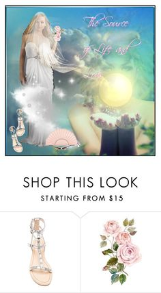 """""""The Source of Life and Love..."""" by ul-inn ❤ liked on Polyvore featuring Rebecca Minkoff and RED Valentino"""