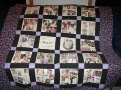 Photos are a definite desire as part of the quilt I want to create