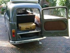 Topolino - ready for an overhaul ? Picnic Lux for Global Nomads ?