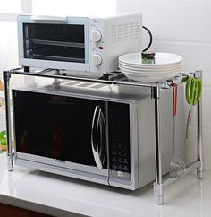 tag re en fer forg pour une d co pleine de caract re pratiques pinterest support micro. Black Bedroom Furniture Sets. Home Design Ideas
